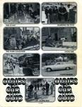 Oldies Car Club: Magazine article highlighting the car club