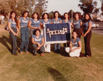 Specials Car Club: Photograph of Specials Car Club members, including Dora Simpson, Nonie Samano, and Jovita Juarez