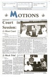 Motions 2000 volume 35 number 5