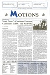 Motions 2000 volume 35 number 6