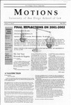 Motions 2002 volume 37 number 8