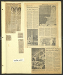 USD News Scrapbook 1974-1975 by University of San Diego