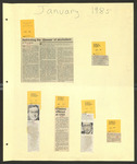 USD News Scrapbook 1985 by University of San Diego