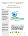 Laredo Area Community Foundation Case for Support by Laredo Area Community Foundation