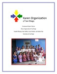 Karen Organization of San Diego Bylaws Paper by Jennifer Fleming, John Godfrey, Laura Purdom, and Andrew Rae