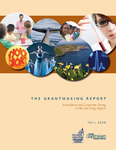2008 The Grantmaking Report: Foundation and Corporate Giving in the San Diego Region