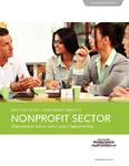 2017 Nonprofit Sector Employment Trends and Career Opportunities by San Diego Workforce Partnership in partnership with The Nonprofit Institute