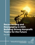 Reconnecting and Reengaging in 2021: Building Strong Nonprofit Teams for the Future
