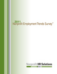 2011 National Nonprofit Employment Trends Survey