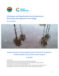 Challenges and Opportunities for Climate-Smart Stormwater Management in San Diego
