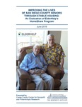 2019 Improving the Lives of San Diego County Seniors Through Stable Housing: An Evaluation of ElderHelp's HomeShare Program