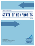 State of Nonprofits Annual Report: 2013 by Laura Deitrick, Taylor Peyton Roberts, Jennifer A. Jones, Svetlana Krasynska, Elaine Lewis, Sue Carter Kahl, and Pat Libby