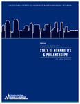 State of Nonprofits Annual Report: 2016 by Laura Deitrick, Mary Jo Schumann, Marcus Lam, Hans Peter Schmitz, Tessa Tinkler, and Crystal Trull