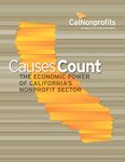Causes Count The Economic Power of California's Nonprofit Sector