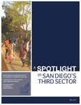 2010 A Spotlight on San Diego's Third Sector by Melanie Hitchcock and Laura Deitrick