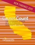 2019 Causes Count: The Economic Power of California's Nonprofit Sector