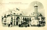Colonies Française -- Pavillon de l'Algerie