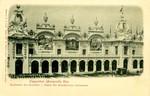 France - Paris - Esplanade des Invalides - Palais des Manufactures Nationales