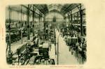 France - Paris - Galerie des Machines Étrangères