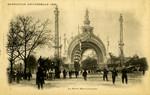 France - Paris - La Porte Monumentale