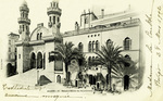 Algeria – Alger, Palais d'Hiver du Gouverneur