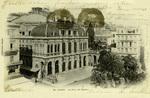Algeria – Alger, La Place du Théâtre