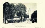 Algeria – Alger, Square de la Régence