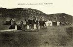 Algeria – Bou-Saâda, Les Chameaux à la fontaine des Aouïnnettes