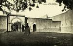 Algeria – Bou-Saâda, Entrée du fort Cavaignac