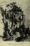 Marmoutier - Entrée de la Grotte de St-Gatien