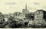 Strassburg - Blick vom Fischerstaden