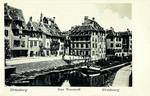 Strassburg - Beim Wasserzoll