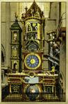 Strassburg - L'horloge astronomique de la Cathédrale