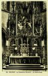 Colmar - La Cathédrale St-Martin - Le Maître-Autel