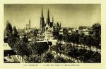 Strasbourg - Le Pont des Vosges et l'Église Saint-Paul