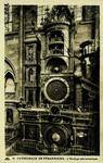 Strassburg - Cathédrale de Strasbourg - l'Horloge astronomique