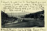 Chaumont - Le Viaduc 52m de hauteur. 600m longueur