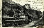 Langres - La Fontaine St-Nicolas et le Colombier militaire