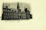 Reims - L'Hôtel de Ville
