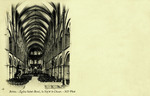 Reims - Église Saint-Remi, la Nef & le Chœur