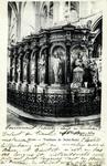 Reims - Tombeau de Saint-Remi