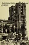 Reims - Bombardee par les Allemands