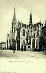Nancy - Eglise St-Epvre (Vue de Coté)