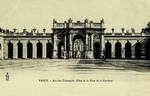 Nancy - Arc-de-Triomphe (Côté de la Place de la Carrière)
