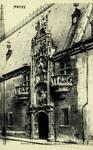 Nancy - Porterie du Palais Ducal (Musée Lorrain)