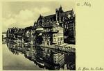 Metz - Le Bain des Roches