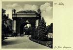 Metz - La Porte Serpenoise