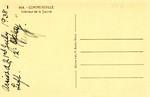 Contrexeville - Inérieur de la Source