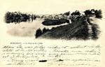 Bergerac - Le Pont vu de l'Alba