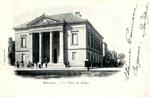 Bergerac - Le Palais de Justice